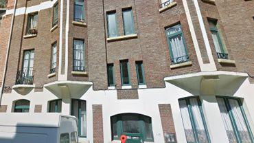 Le parc de logements sociaux dans ce quartier d'Helmet, à Schaerbeek date de 1923;