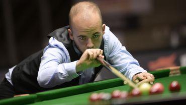 Luca Brecel sera de la partie pour la reprise des compétitions de snooker, en Angleterre