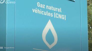 Illustration - Inauguration ce mercredi de la première station CNG de la Province de Luxembourg