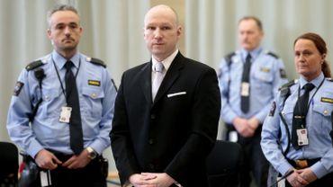 Le tribunal d'Oslo avait condamné l'Etat norvégien pour traitement inhumain et dégradant envers la personne d'Anders Behring Breivik
