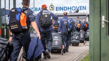 Pays-Bas: un avion évacué à l'aéroport d'Eindhoven