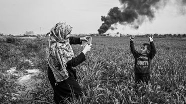 Gaza, the aftermath - Virginie Nguyen Hoang