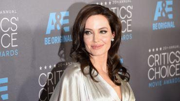 """Angelina Jolie ne montera pas à bord de """"l'Orient-Express"""""""