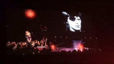 Madonna a rendu hommage au chanteur décédé.