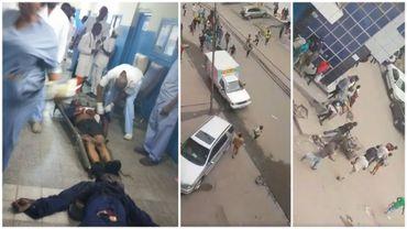 RDC: panique au marché central de Kinshasa après une attaque