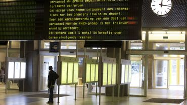 Grève du SACT: la SNCB ne peut que déplorer et informer les voyageurs