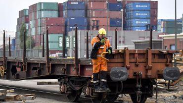 Infrabel investit un million d'euro pour les trains de marchandise au port d'Anvers