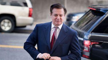 L'ex-directeur de campagne de Trump condamné à 43 mois de prison supplémentaires