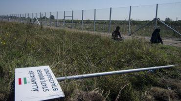 La barrière anti-migrants entre la Serbie et la Hongrie est désormais achevée.