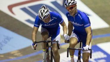 De Ketele et De Pauw remportent la finale des Six Days Series à Majorque