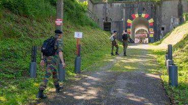 La Marche des Forts de Liège rappelle leur importance lors de la seconde guerre mondiale (Image d'archive)