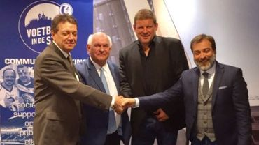 Vanhaezebrouck prolonge à La Gantoise jusqu'en 2019