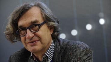 Le réalisateur allemand Wim Wenders