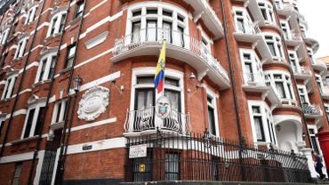 L'ambassade d'Equateur à Londres