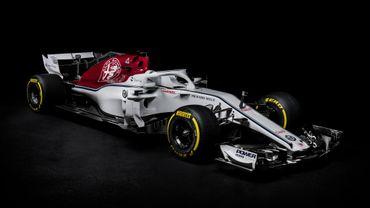 Retour D'alfa Et D'ericsson Pour Leclerc Sauber Le Romeo F1La En MzpSUV