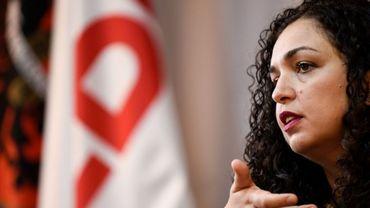 La juriste réformiste Vjosa Osmani élue présidente du Kosovo par le Parlement