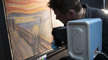 """L'inscription blessante sur """"Le Cri"""" ? """"sans aucun doute"""" de Munch lui-même, conclut un musée"""