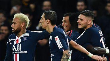 Triplé d'Icardi et assist pour Meunier dans la démonstration du PSG face à Saint-Etienne