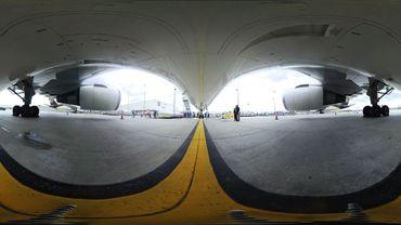 Un réacteur d'avion pourra être contrôlé grâce à son jumeau numérique.