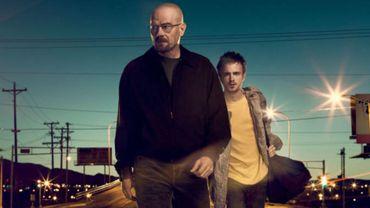"""""""Breaking Bad"""" rend rapidement accro les abonnés de Netflix"""