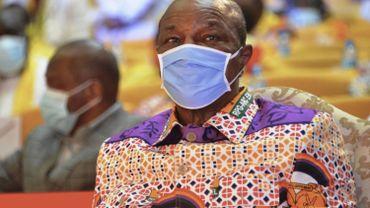 Le président guinéen Alpha Condé a confirmé mercredi être candidat à un troisième mandat.