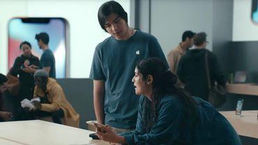 Samsung se moque une fois encore d'Apple dans sa nouvelle publicité