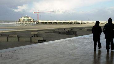Patrimoine: 6,1 millions pour la restauration du Pier de Blankenberge