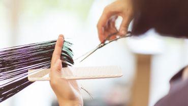 Les salons de coiffure ont été autorisés à rouvrir le 18 mai.
