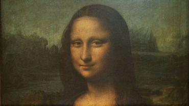 Le visage de la Joconde serait le mélange d'un homme et d'une femme