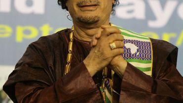 Mouammar Kadhafi correspondait avec un fleuriste new-yorkais depuis plus de 50 ans