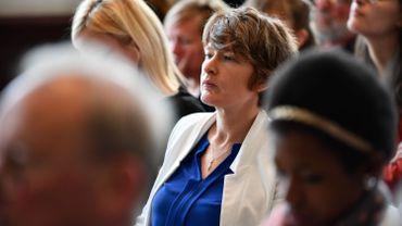 Muriel Hanot, secrétaire générale du CDJ.