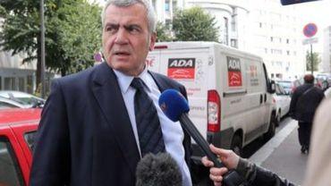 L'avocat de Nicolas Sarkozy, Thierry Herzog, entendu dans l'affaire Bettencourt