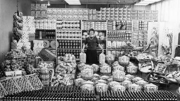 Ménagère d'hier… Une image qui date de 1963