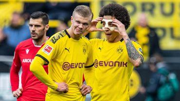 Germany Bundesliga - Borussia Dortmund vs 1. FC Union Berlin