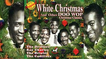 the drifters white christmas 1954