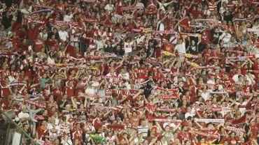 Les supporters du Standard