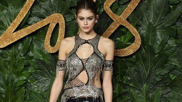 """Qui succédera à Kaia Gerber en tant que """"Mannequin de l'année"""" aux Fashion Awards ?"""