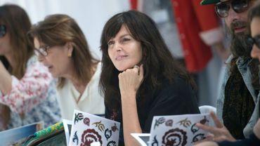 Virginie Viard, directrice du studio de création de Chabel le 24 février 2015 à Hyères