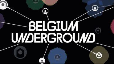L'application Belgium Underground