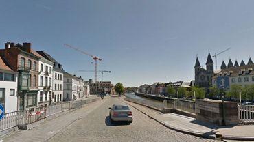 Des travaux commencent ce mardi matin le long du quai Dumon, du quai Saint-Brice ou encore de la place Becquerelle.