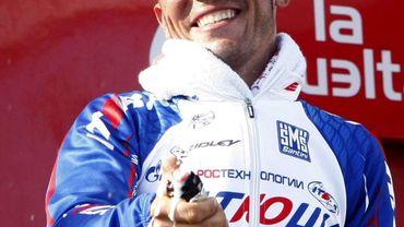 Joaquin Rodriguez, le nouveau leader de la Vuelta