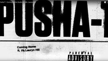 Découvrez Lauryn Hill sur le dernier titre de Pusha T, 'Coming Home'.