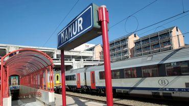 La circulation des trains interrompue entre Namur et Gembloux après un vol de câbles