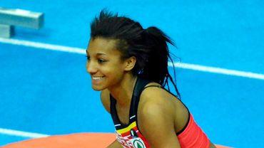 Record de Belgique et titre européen pour Nafi Thiam à l'heptathlon