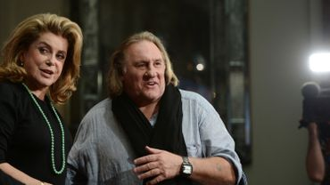 Catherine Deneuve et Gérard Depardieu