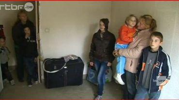 Seules les familles étaient concernées par ce déménagement. Les célibataires, eux, sont toujours dans les étages du Polygone.