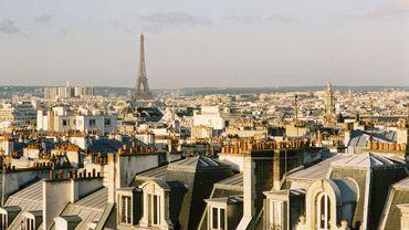 """Vues imprenables de Paris avec la série découverte """"Sur les toits des villes"""""""