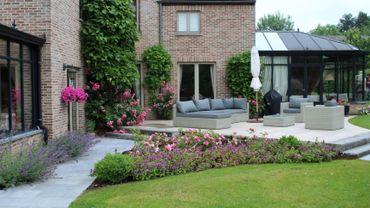 Un jardin haut en couleurs - Thibault Pierad