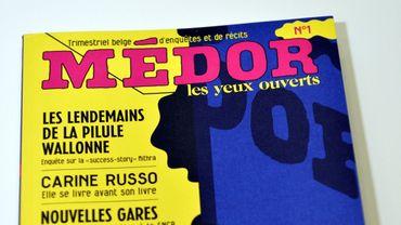 Le tribunal de première instance de Namur a interdit provisoirement au nouveau magazine trimestriel d'enquêtes et de récits Médor de poursuivre la diffusion d'un article consacré à Mithra.