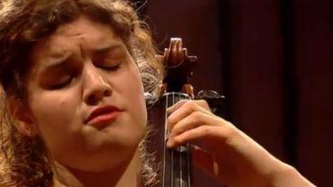 Julia Hagen, demi-finaliste